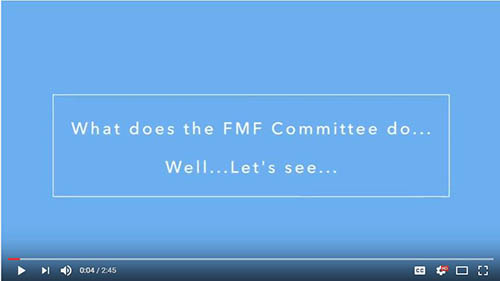 What FMF Means to Us!