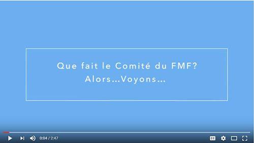 Qu'est-ce que le FMF signifie pour nous!