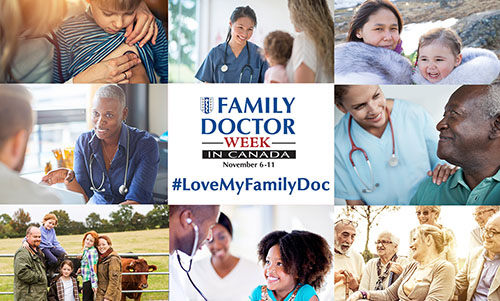 Family Doctor Week in Canada 2017