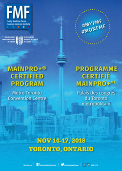 FMF 2018 Programme certifié Mainpro+