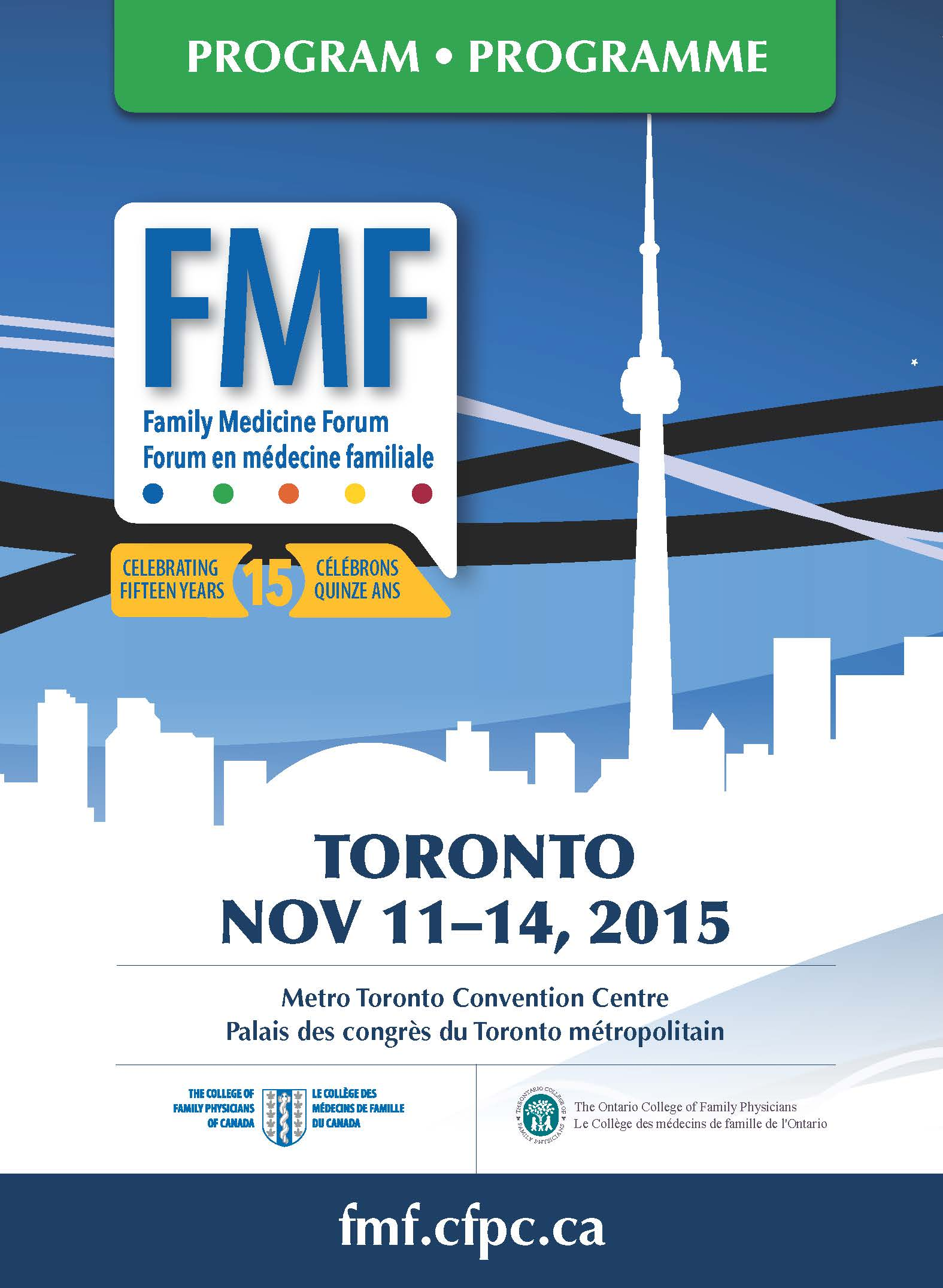 Family Medicine Forum 2015 Exhibitor Hall Guide