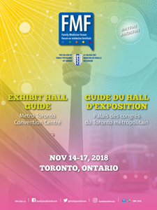 Family Medicine Forum 2018 Exhibitor Hall Guide
