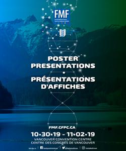 FMF 2019 Présentations d'affiches