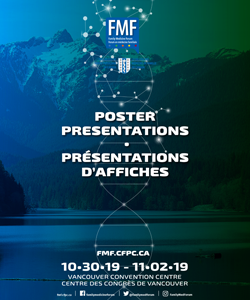 Family Medicine Forum 2019 Poster Presentations cover