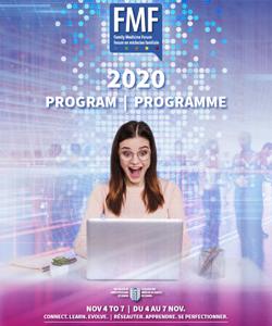 Forum en médecine familiale programme 2020