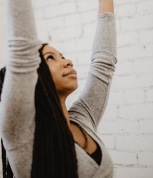 Yoga Break with Trish Camlan image