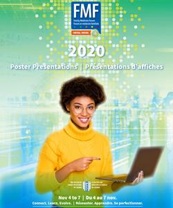 Family Medicine Forum 2020 Poster Presentations cover
