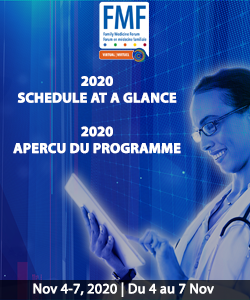 Family Medicine Forum 2020 Schedule At A Glance