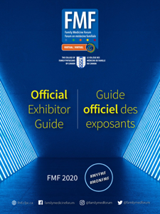 Family Medicine Forum 2020 Exhibit Hall Guide