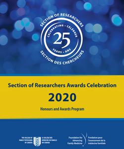Family Medicine Forum 2020 Program cover